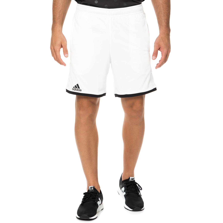 adidas performance - Ανδρικό αθλητικό σορτς GALAXY λευκό ανδρικά ρούχα σορτς βερμούδες αθλητικά