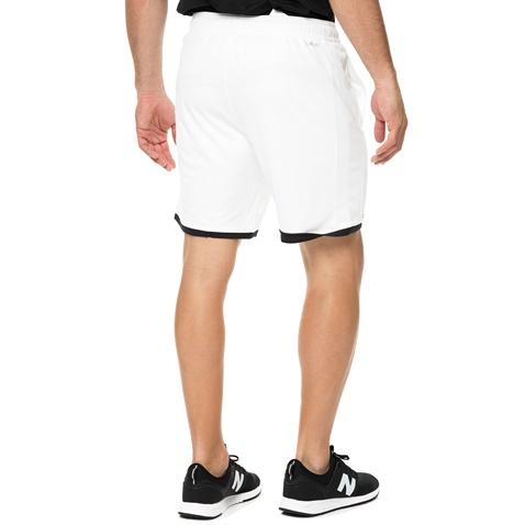 4da340f42393 Ανδρικό αθλητικό σορτς GALAXY λευκό - adidas performance (1682403.0 ...