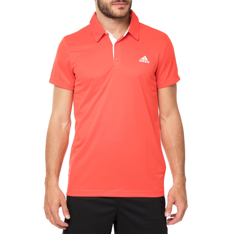 adidas performance - Ανδρική αθλητική πόλο μπλούζα για τέννις adidas performance ανδρικά ρούχα αθλητικά t shirt