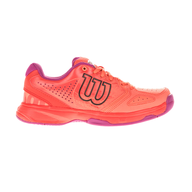 WILSON – Παιδικά παπούτσια τένις WILSON KAOS COMP JR πορτοκαλί