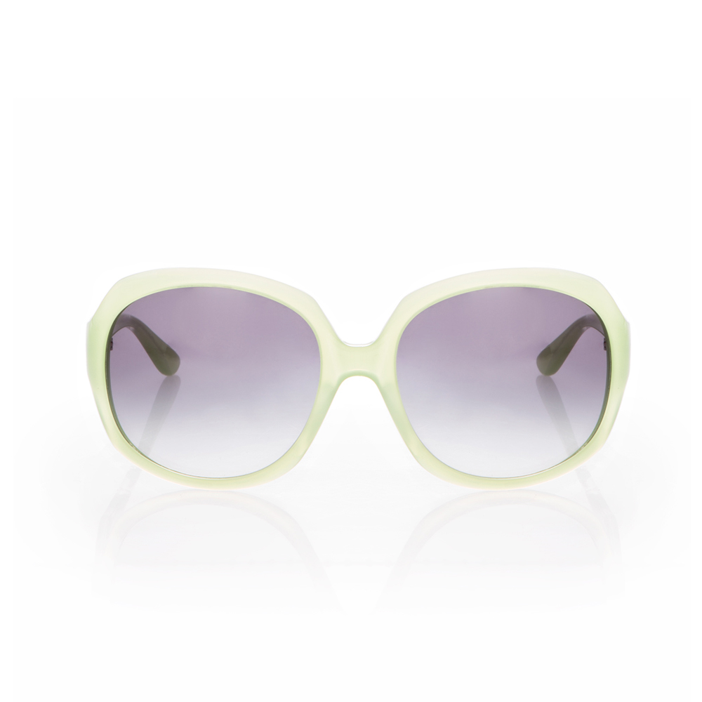 FOLLI FOLLIE - Γυναικεία γυαλιά ηλίου FOLLI FOLLIE δίχρωμα γυναικεία αξεσουάρ γυαλιά ηλίου