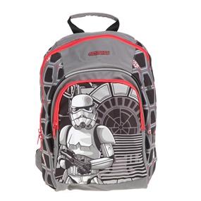 57b3f40b3e AMERICAN TOURISTER. Παιδική τσάντα πλάτης NEW WONDER AMERICAN TOURISTER γκρι