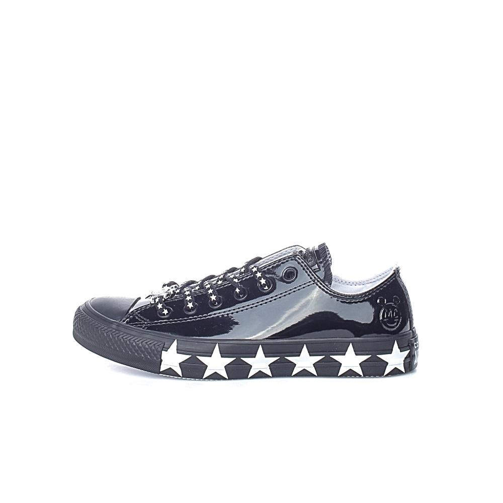 CONVERSE – Γυναικεία sneakers CONVERSE x MILEY CYRUS μαύρα