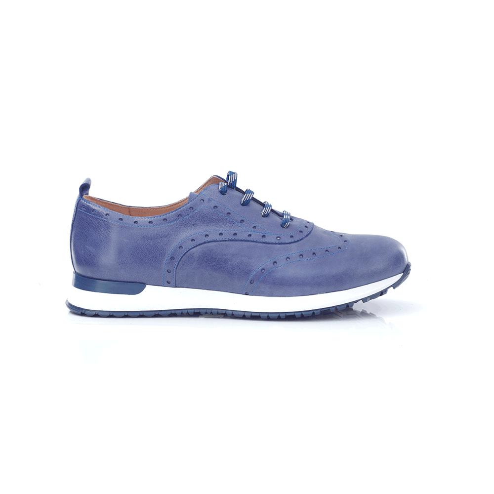 CHANIOTAKIS – Ανδρικά sneakers SPORT MAVERICK μπλε