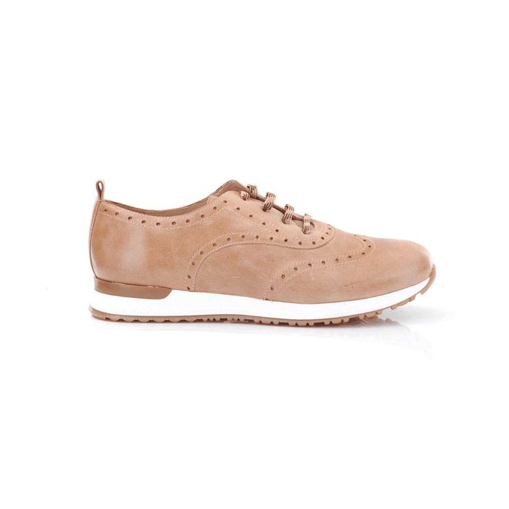 CHANIOTAKIS - Ανδρικά sneakers SPORT MAVERICK καφέ ⋆ EliteShoes.gr f502b6f8f0a
