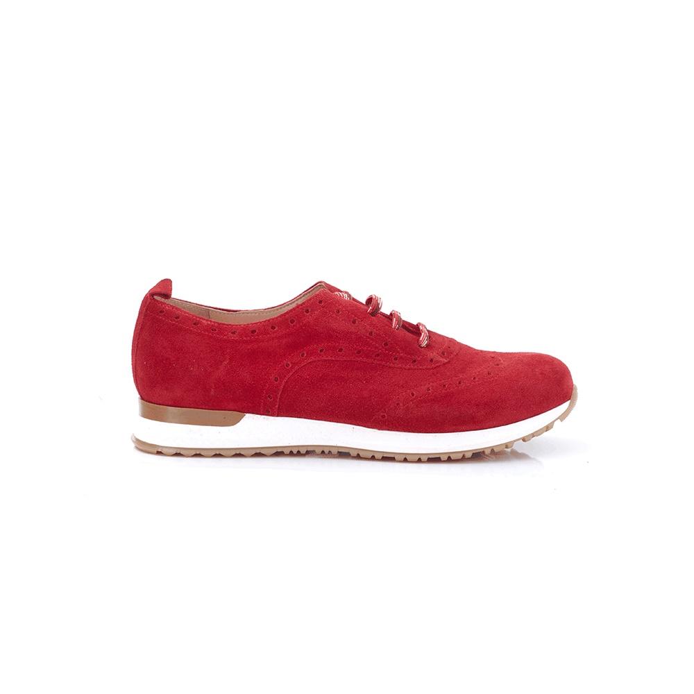 CHANIOTAKIS – Ανδρικά sneakers SPORT SOFTY κόκκινα