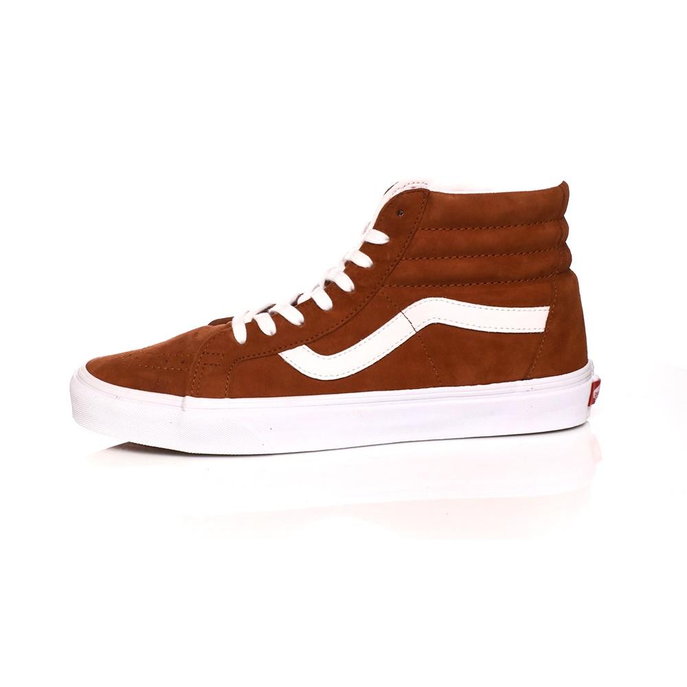 VANS – Ανδρικά sneakers Sk8-Hi Reissue καφέ