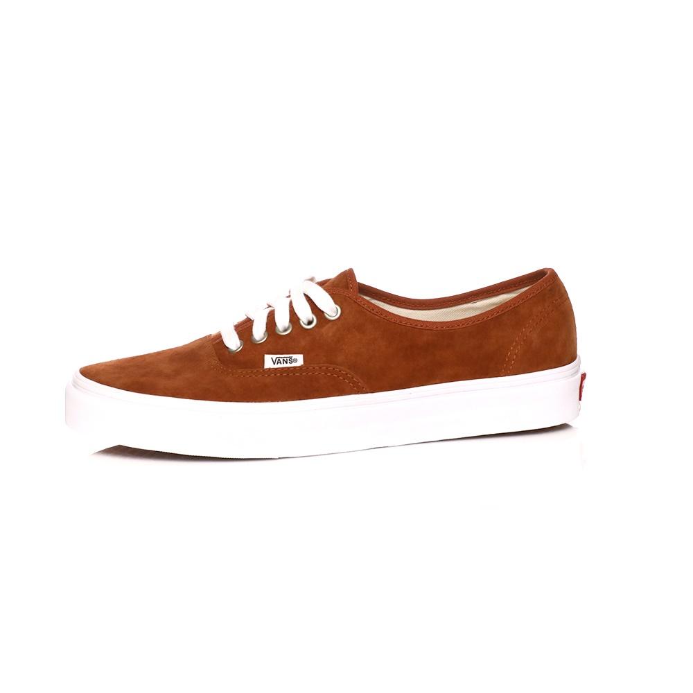 VANS – Unisex sneakers AUTHENTIC καφέ