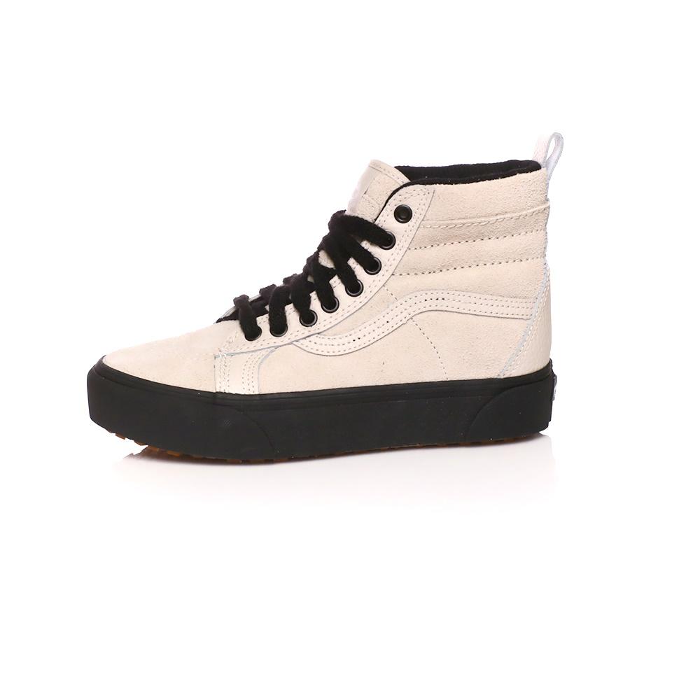 VANS – Unisex sneakers SK8-HI PLATFORM M (MTE) εκρού