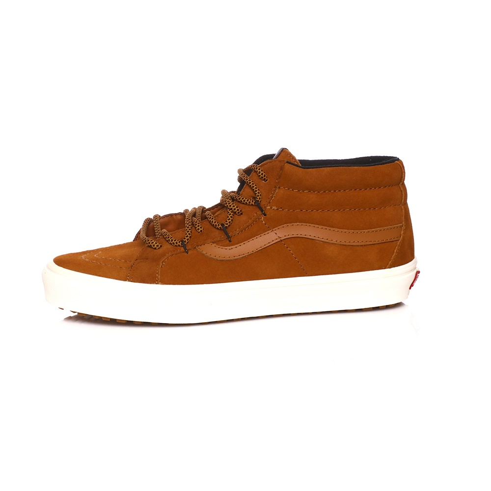 VANS – Unisex παπούτσια SK8-MID REISSUE G (MTE) καφέ