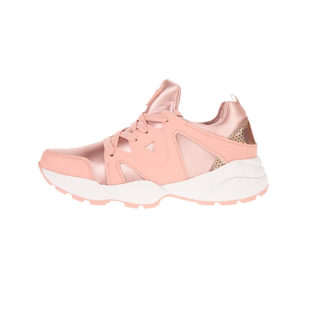 GUESS – Γυναικεία sneakers GUESS SEMEU ροζ