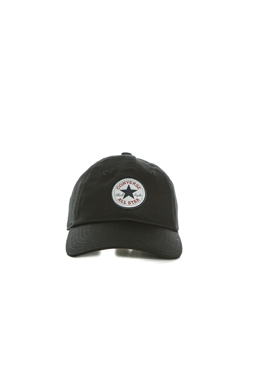 CONVERSE - Καπέλο CONVERSE μαύρο