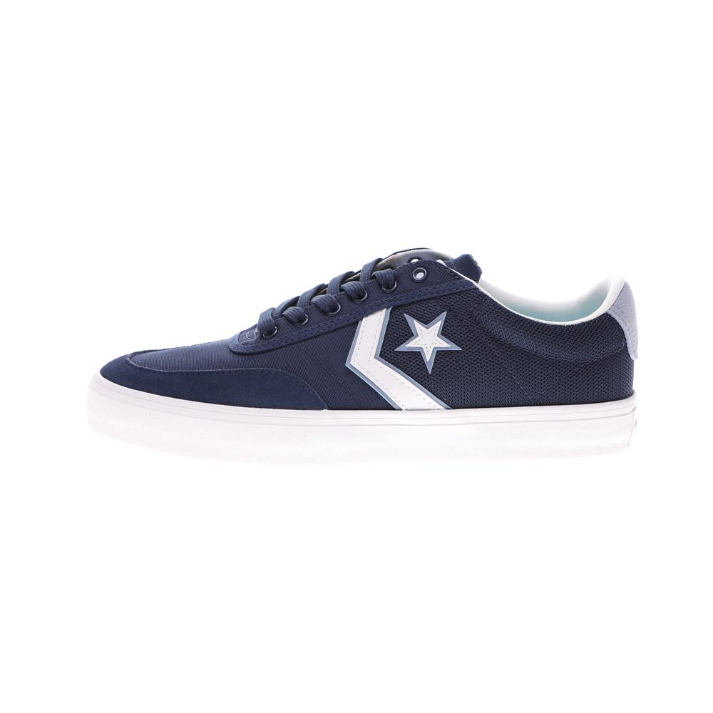 CONVERSE – Unisex sneakers Converse Courtlandt Ox μπλε