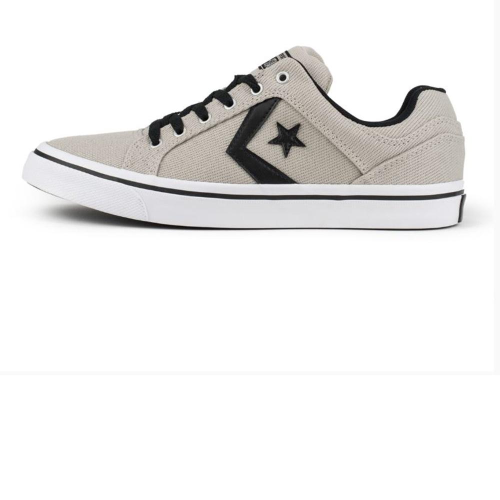 CONVERSE – Unisex παπούτσια Converse El Distrito Ox μπεζ