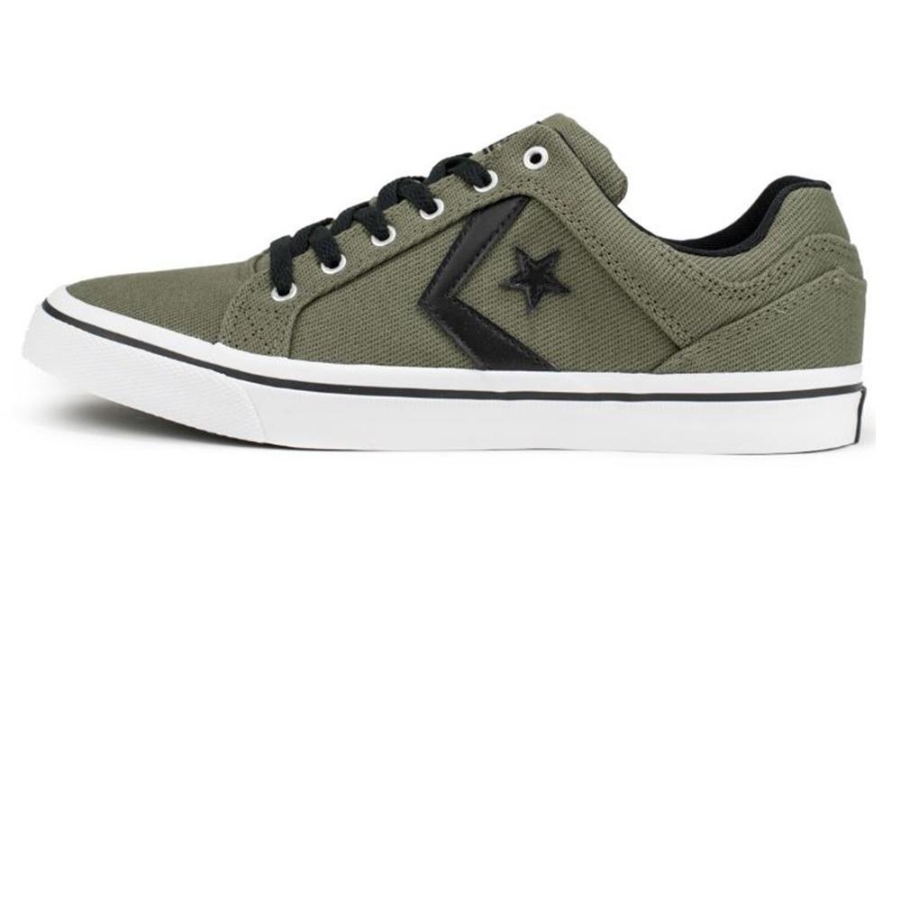 CONVERSE – Unisex παπούτσια Converse El Distrito Ox χακί