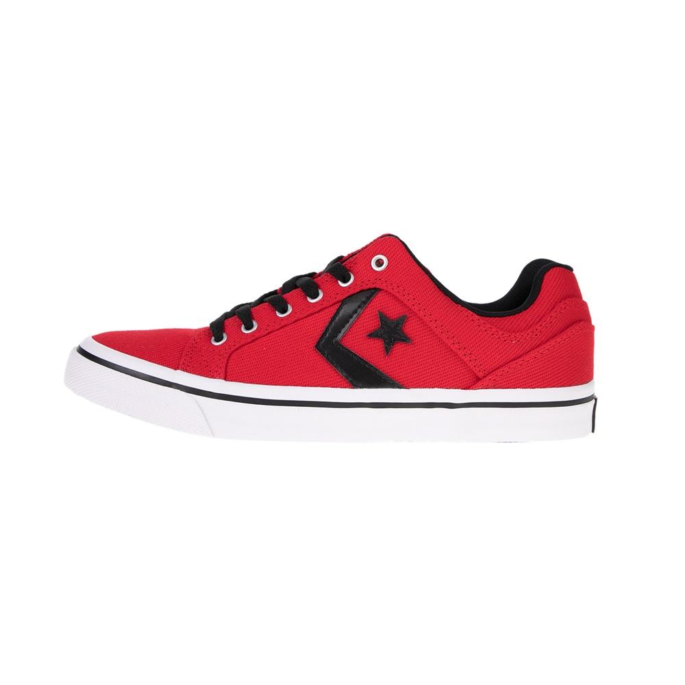 CONVERSE – Unisex sneakers Converse El Distrito Ox κόκκινα