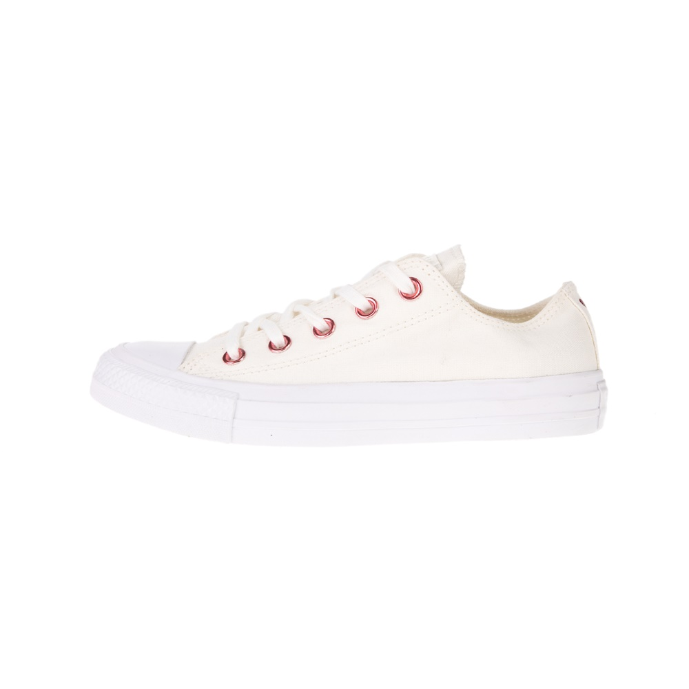 CONVERSE – Unisex sneakers CONVERSE Chuck Taylor All Star Ox εκρού