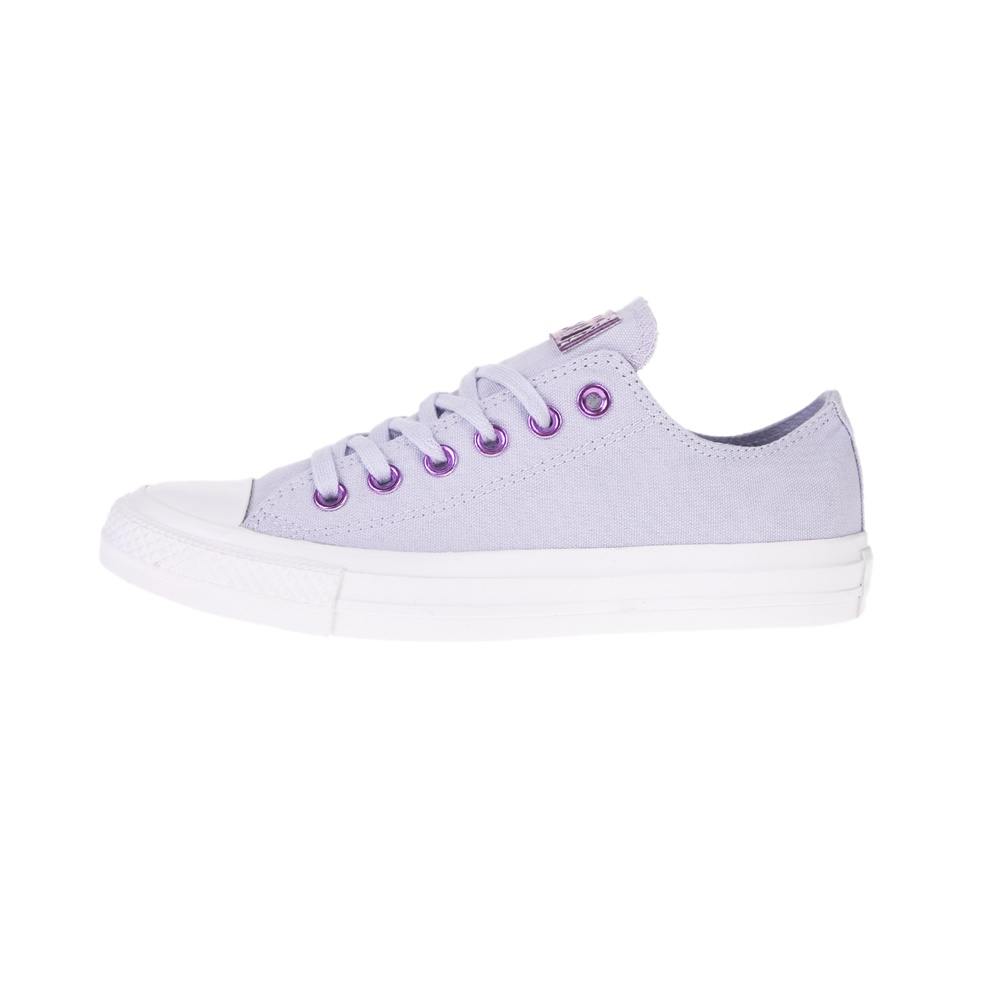 CONVERSE – Unisex sneakers CONVERSE Chuck Taylor All Star Ox λιλά