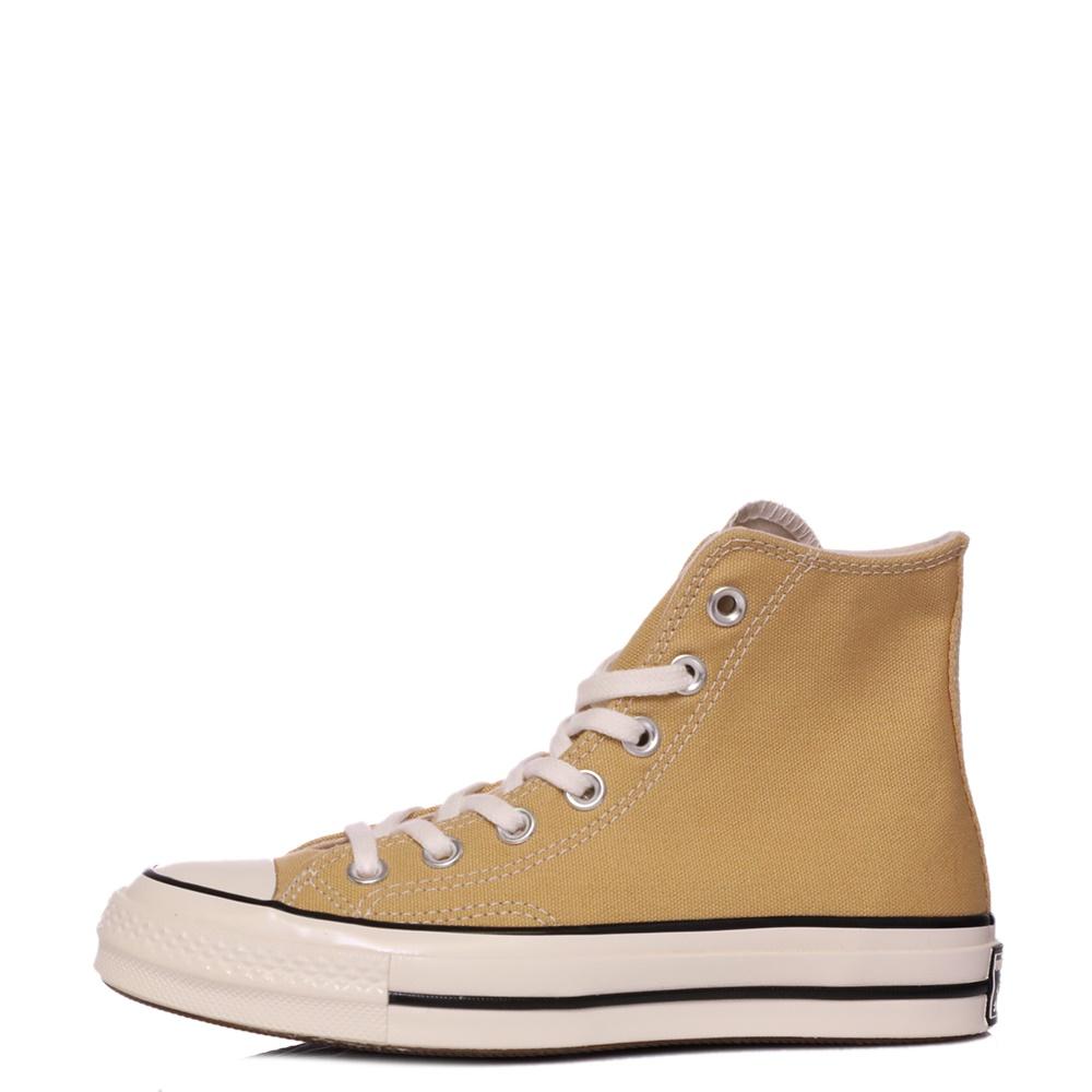 CONVERSE – Unisex παπούτσια CONVERSE Chuck 70 Hi μπεζ