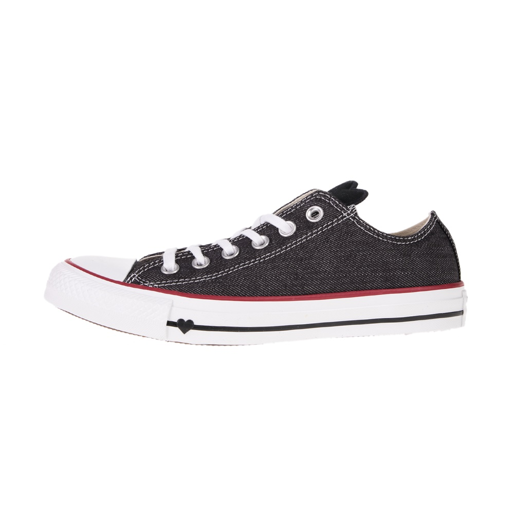 CONVERSE – Unisex sneakers CONVERSE Chuck Taylor All Star Ox ανθρακί