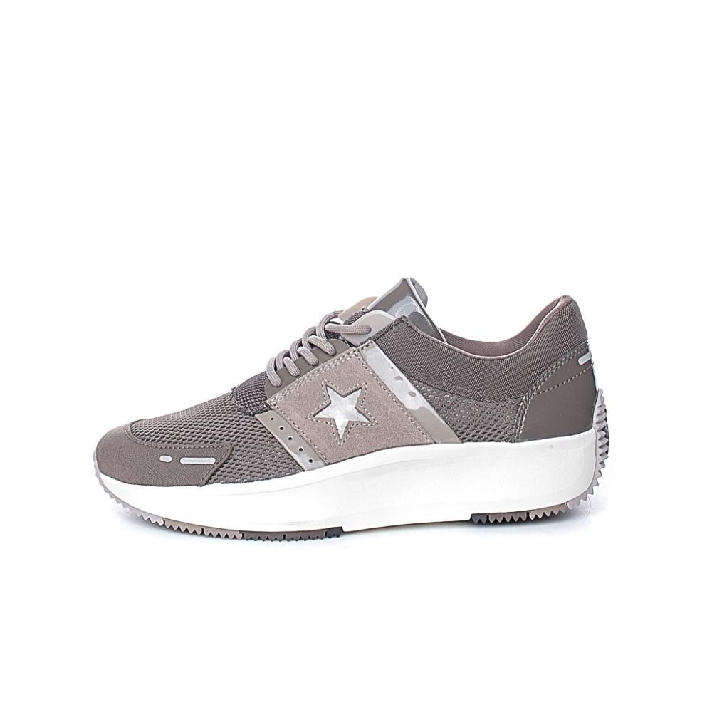 CONVERSE – Unisex sneakers CONVERSE Run Star Ox γκρι