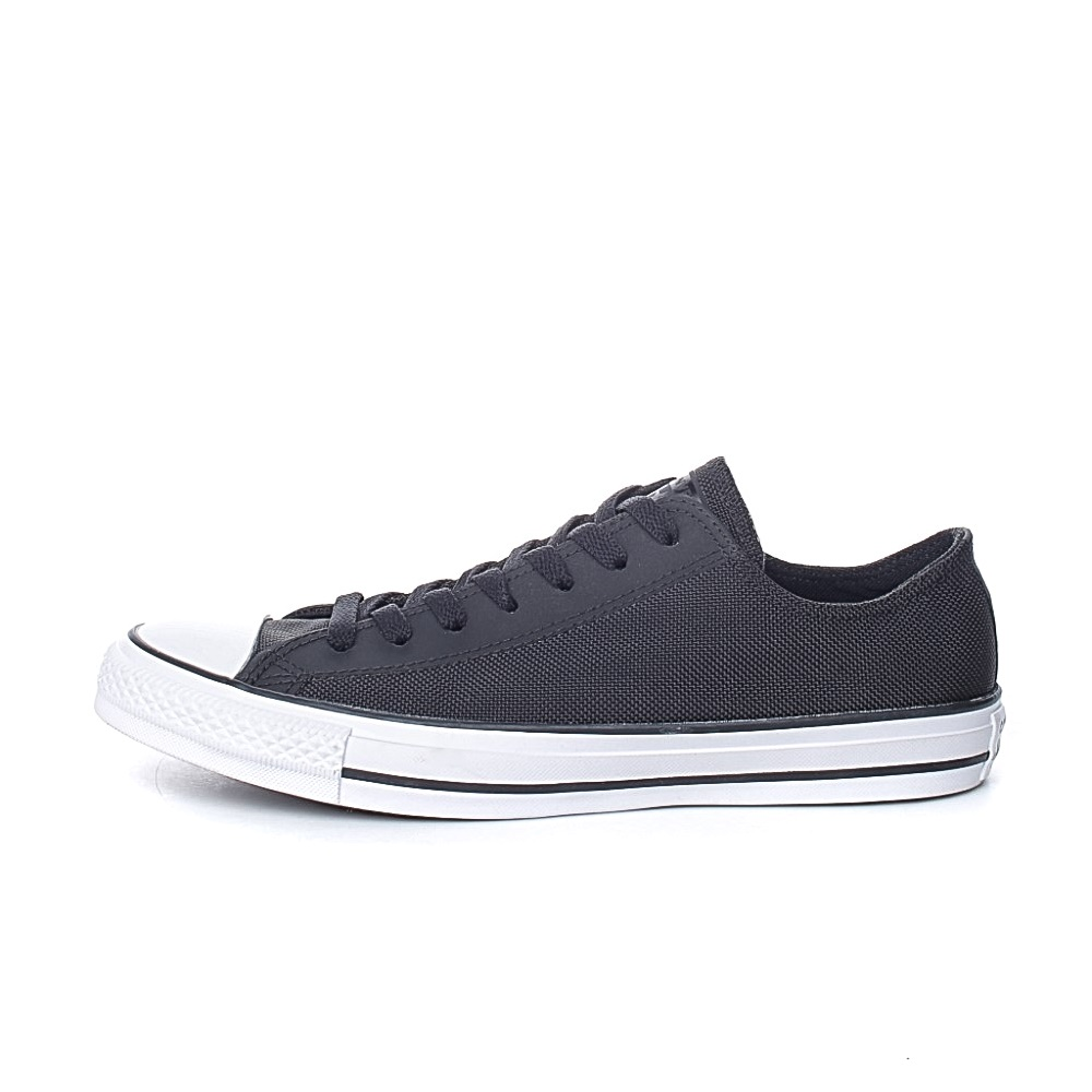 CONVERSE – Unisex sneakers CONVERSE Chuck Taylor All Star Ox μαύρα