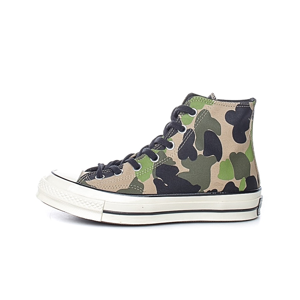 CONVERSE – Unisex sneakers CONVERSE Chuck 70 Hi χακί