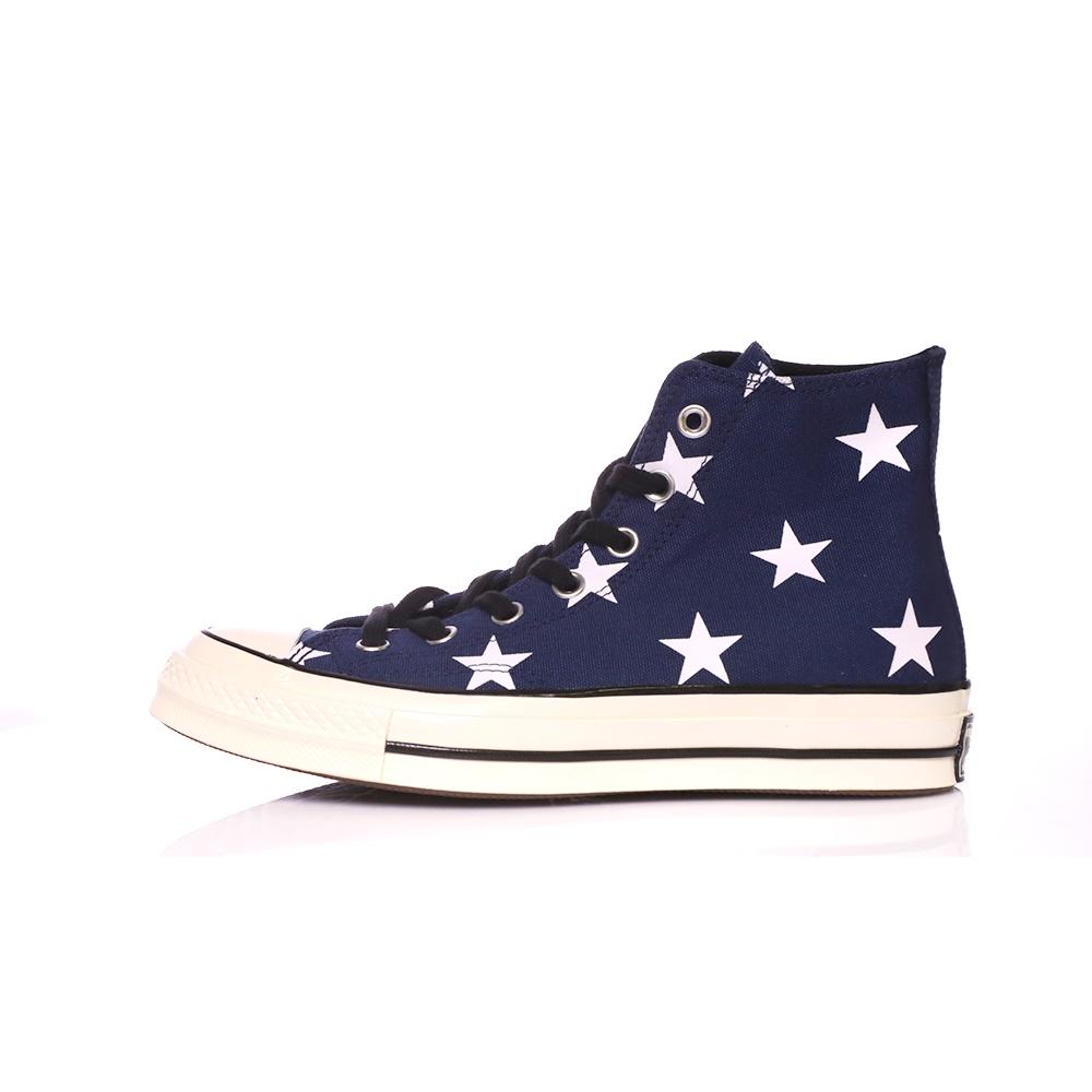CONVERSE – Unisex sneakers CONVERSE Chuck 70 Hi μπλε