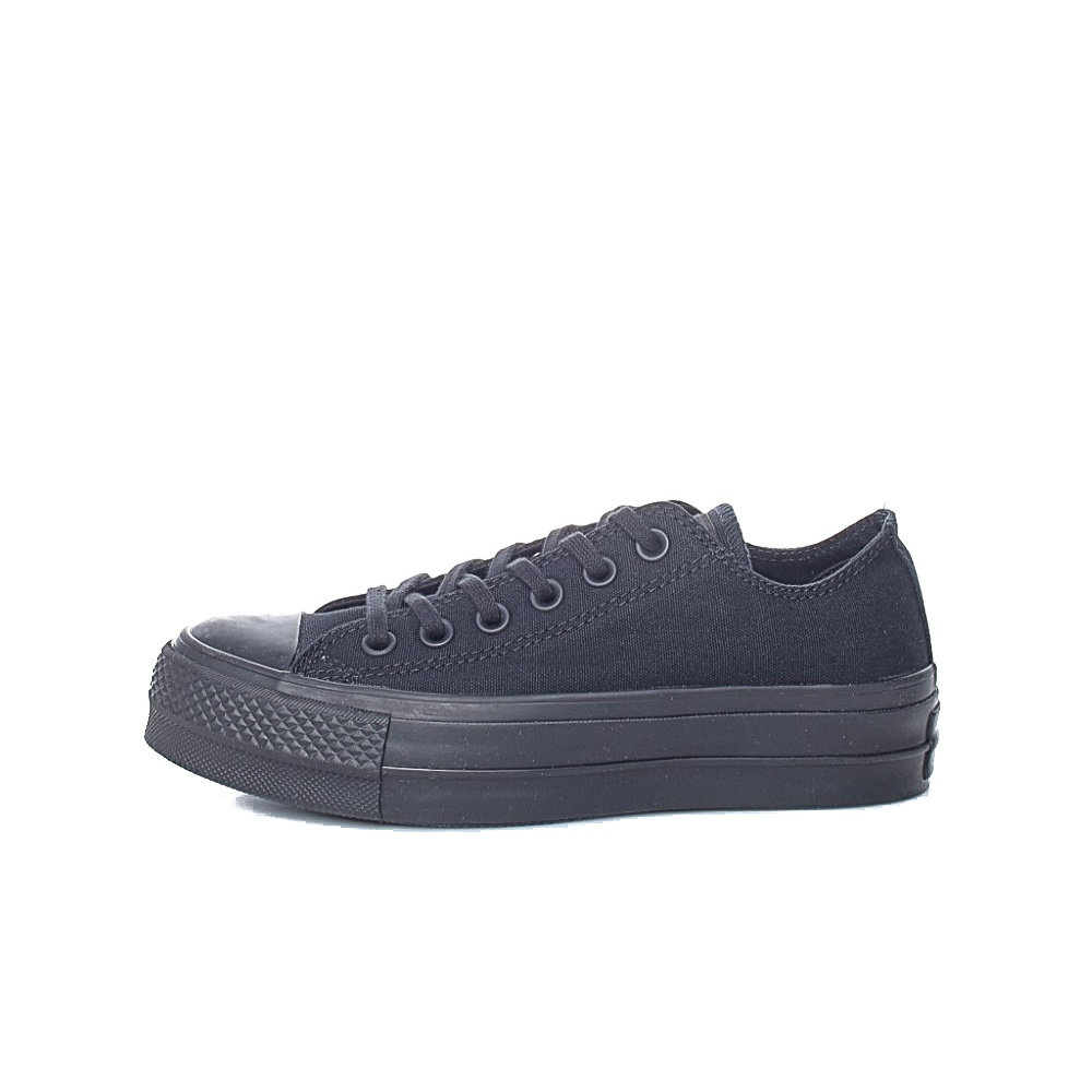 CONVERSE – Γυναικεία δίπατα sneakers CONVERSE Chuck Taylor All Star Lift μαύρα