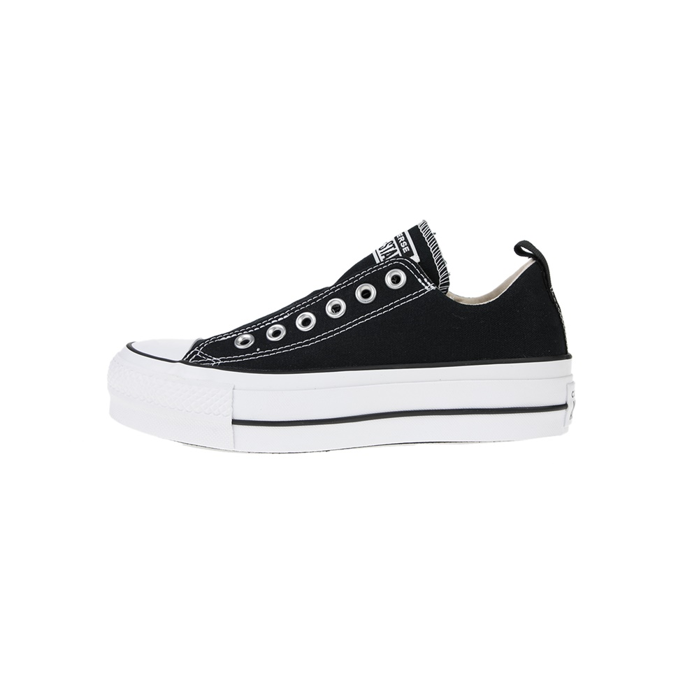 CONVERSE – Γυναικεία sneakers CONVERSE CHUCK TAYLOR ALL STAR LIFT μαύρα