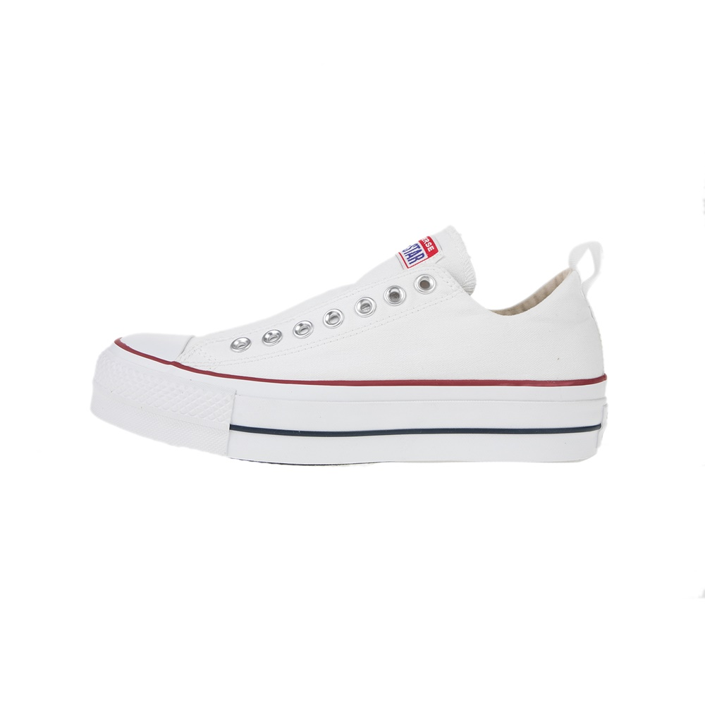 CONVERSE – Γυναικεία sneakers CONVERSE CHUCK TAYLOR ALL STAR LIFT λευκά