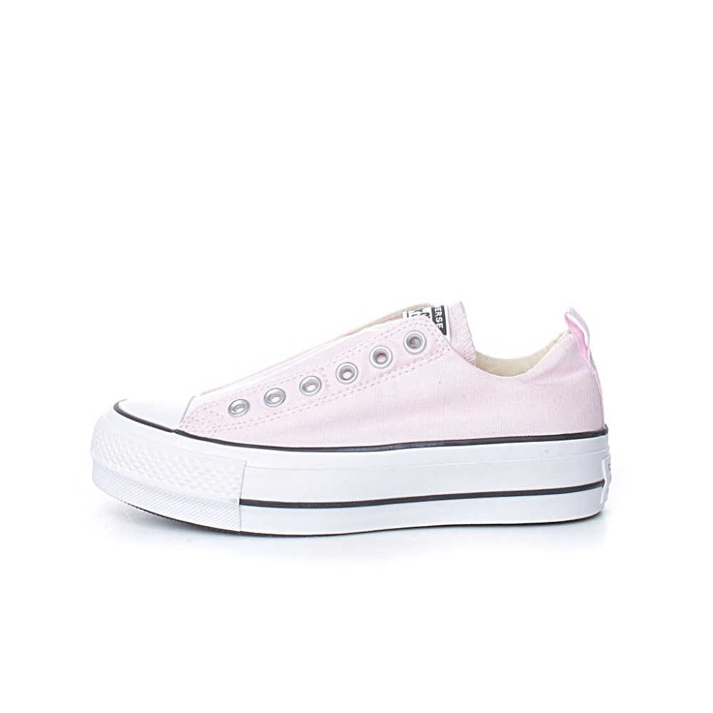 CONVERSE – Γυναικεία δίπατα sneakers χωρίς κορδόνια CONVERSE Fashion Ox ροζ
