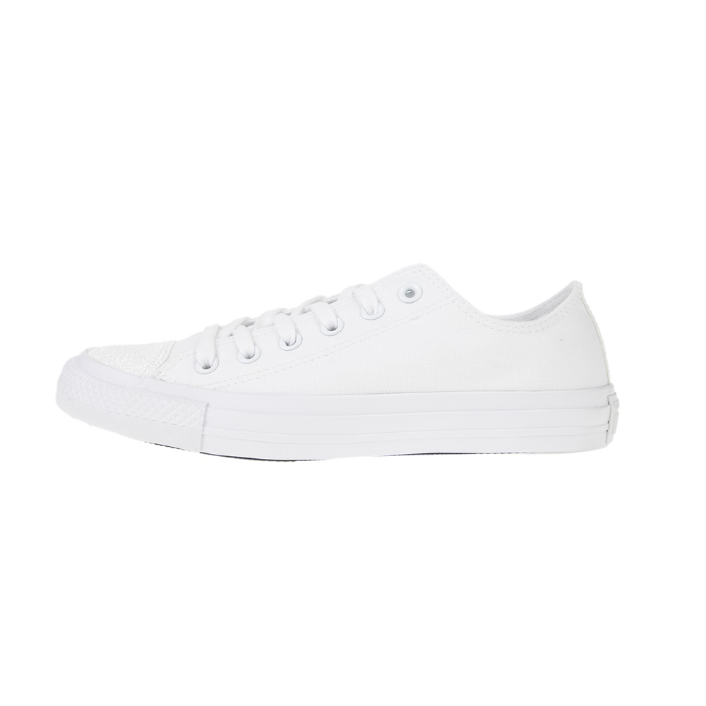 CONVERSE – Γυναικεία sneakers Chuck Taylor All Star Ox λευκά