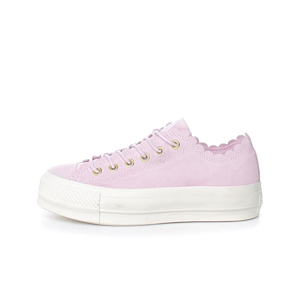 CONVERSE – Γυναικεία sneakers CONVERSE Chuck Taylor All Star Lift ροζ