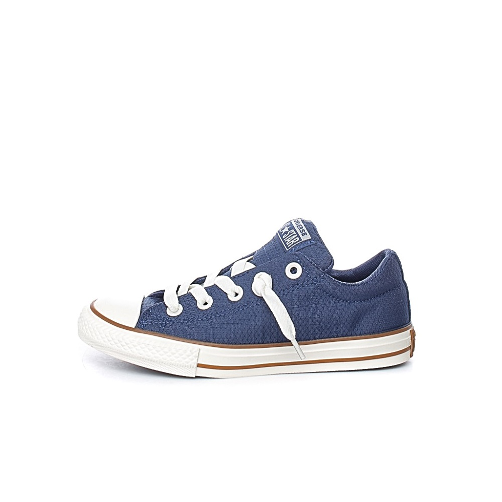 CONVERSE – Παιδικά sneakers Converse Chuck Taylor All Star Street S μπλε