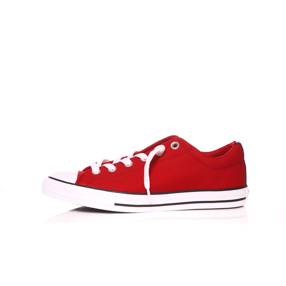 CONVERSE – Παιδικά sneakers Converse Chuck Taylor All Star Street S κόκκινα