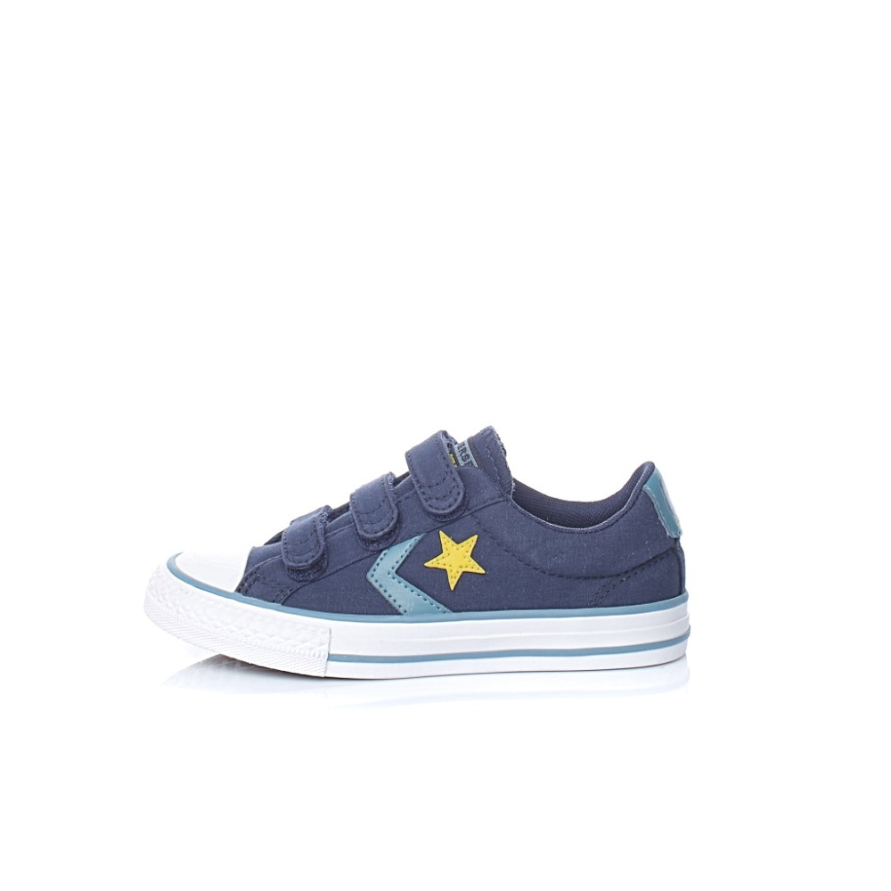 CONVERSE – Παιδικά sneakers Star Player 3V Ox CONVERSE μπλε