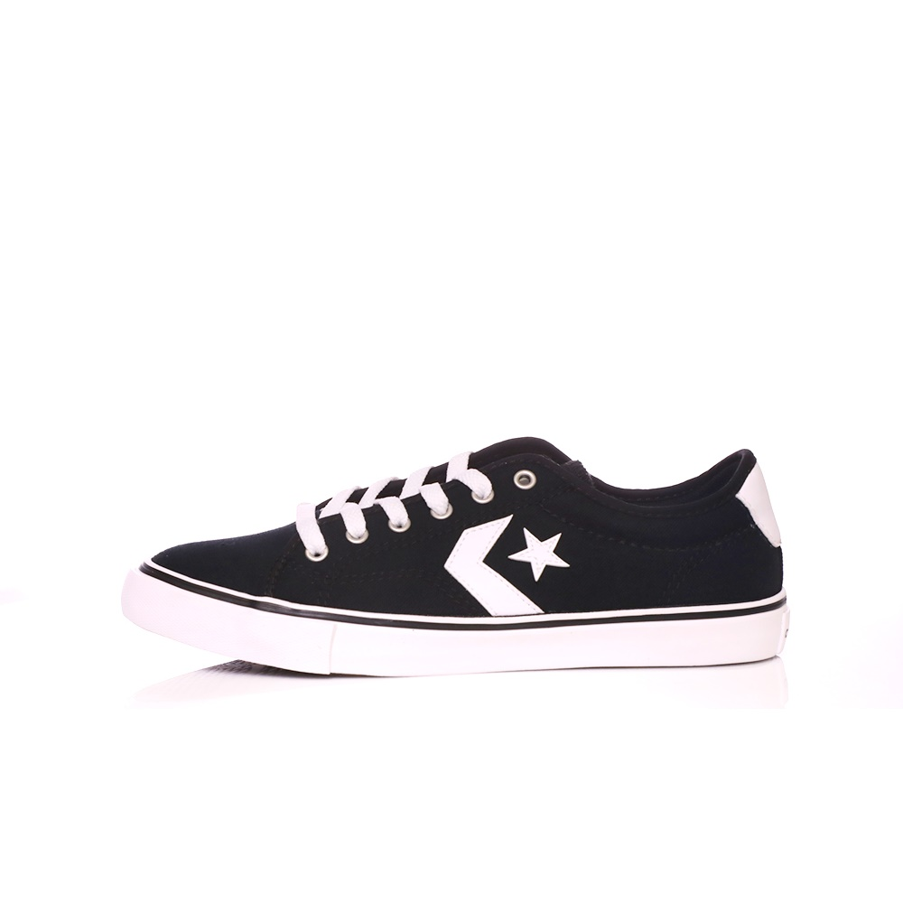 CONVERSE – Παιδικά sneakers CONVERSE STAR REPLAY μαύρα