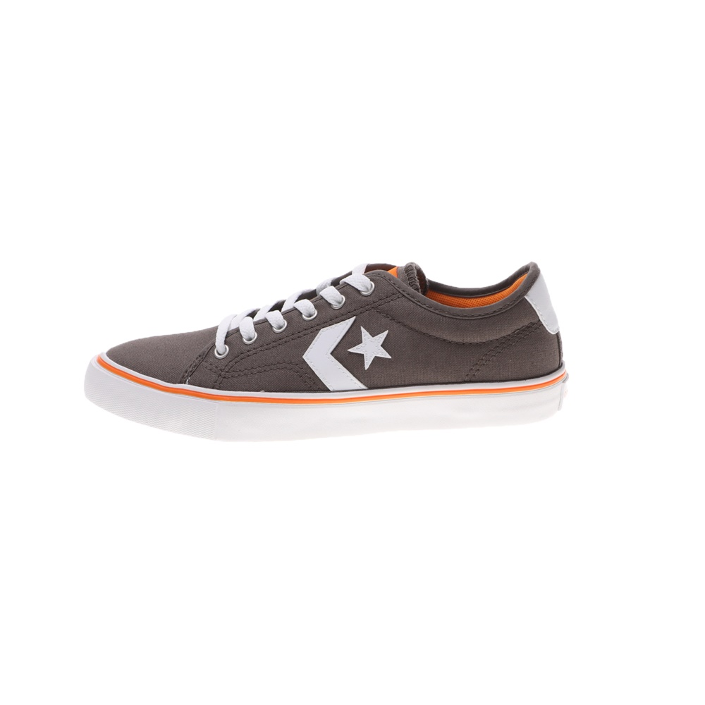 CONVERSE – Παιδικά sneakers Converse Star Replay Ox γκρι λευκά