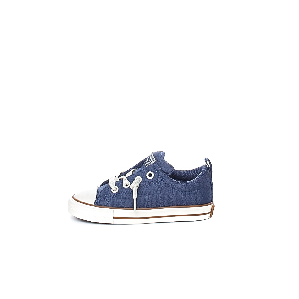 CONVERSE – Βρεφικά sneakers Converse Chuck Taylor All Star Street S μπλε