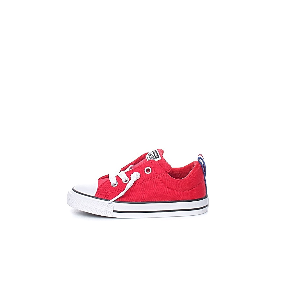 CONVERSE – Βρεφικά sneakers CONVERSE Chuck Taylor All Star κόκκινα