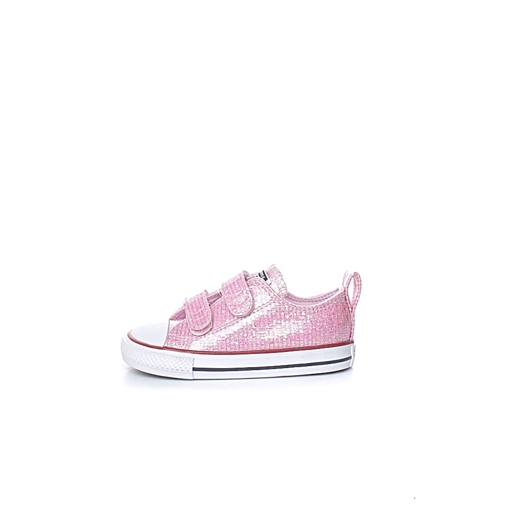 CONVERSE – Βρεφικά sneakers Chuck Taylor All Star 2V ροζ