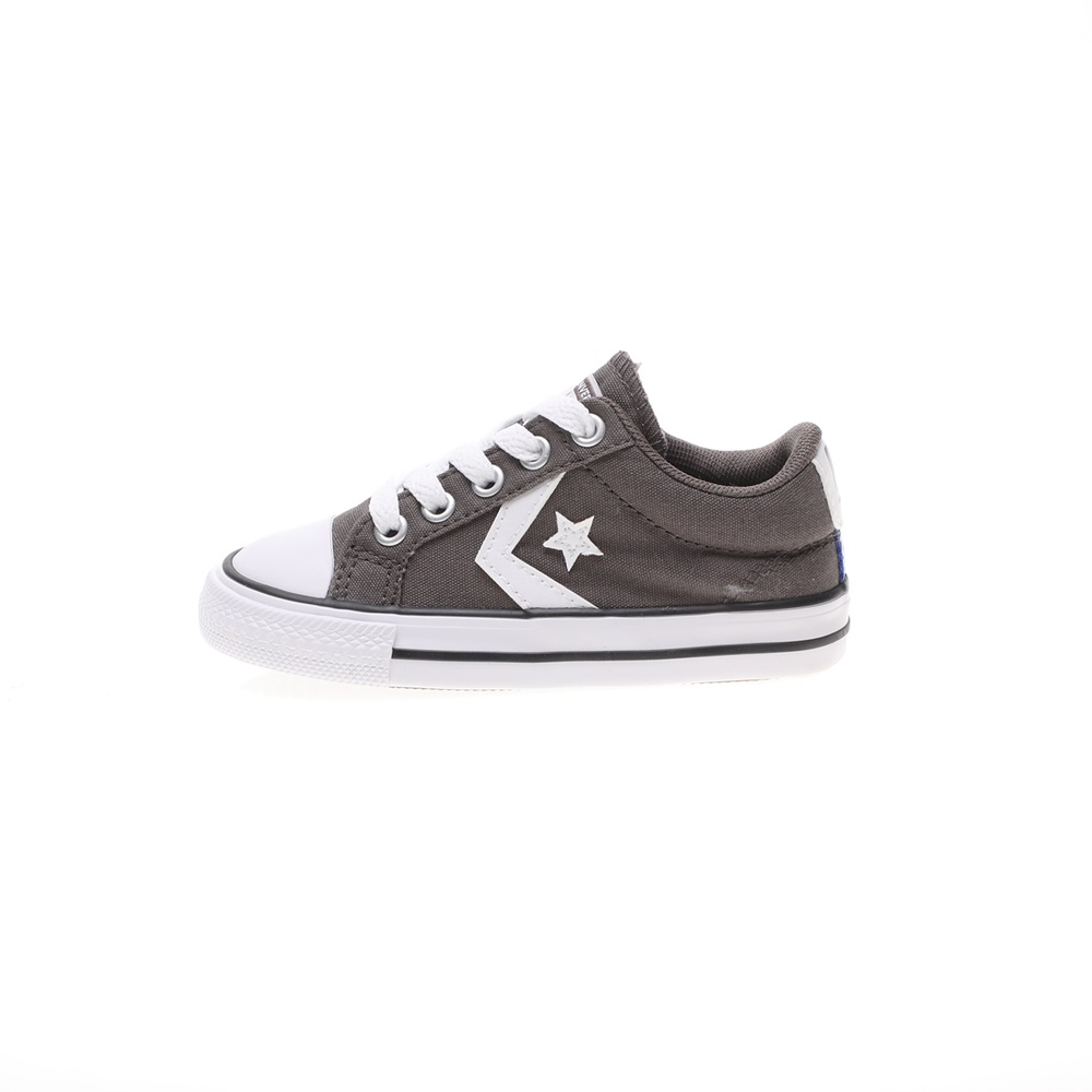 CONVERSE – Βρεφικά sneakers CONVERSE Star Player EV Ox γκρι