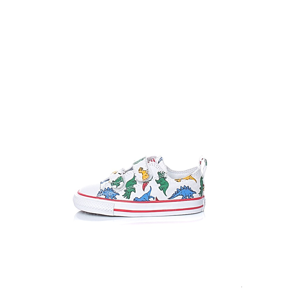 CONVERSE – Βρεφικά sneakers Chuck Taylor All Star 2V CONVERSE λευκά