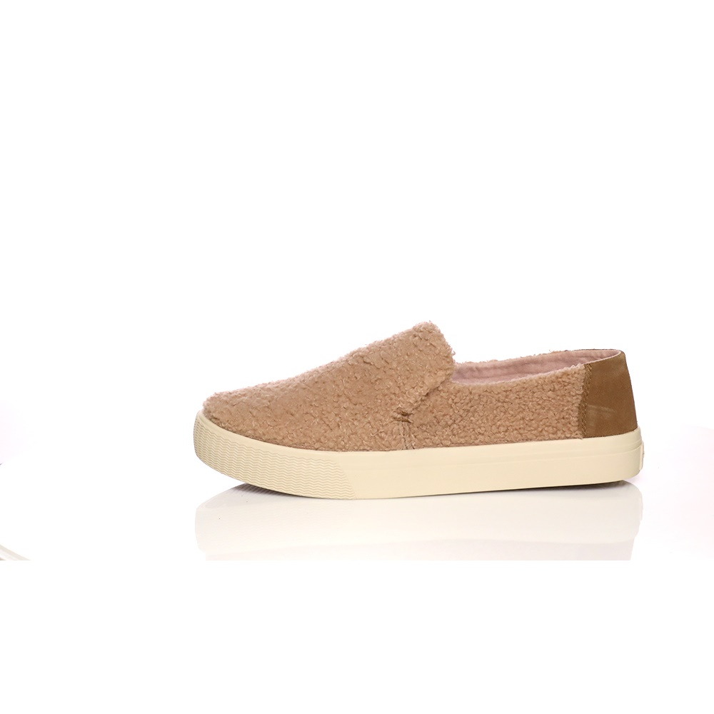 TOMS – Γυναικεία slip-on παπούτσια BRN καφέ