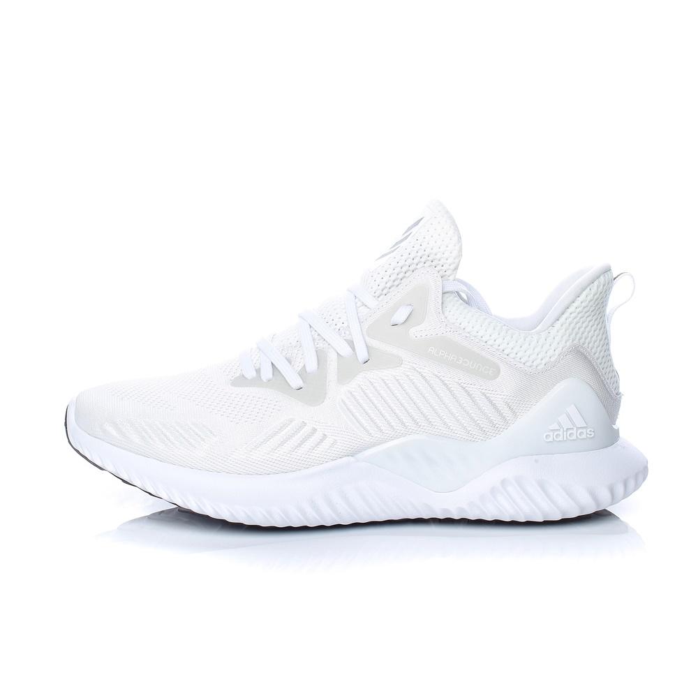 adidas Performance – Ανδρικά παπούτσια alphabounce 2 λευκά