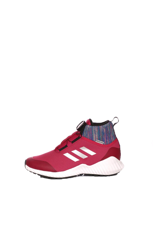 adidas Performance – Παιδικά παπούτσια FortaTrail BOA BTC κόκκινα