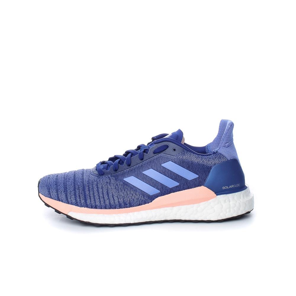 adidas Performance – Γυναικεία παπούτσια running SOLAR GLIDE μοβ