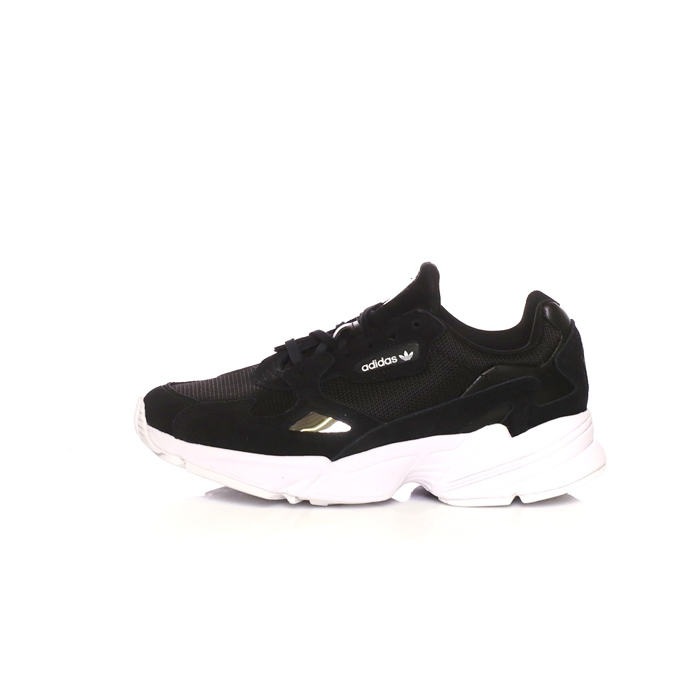 adidas Originals – Γυναικεία αθλητικά παπούτσια adidas Originals Falcon μαύρα