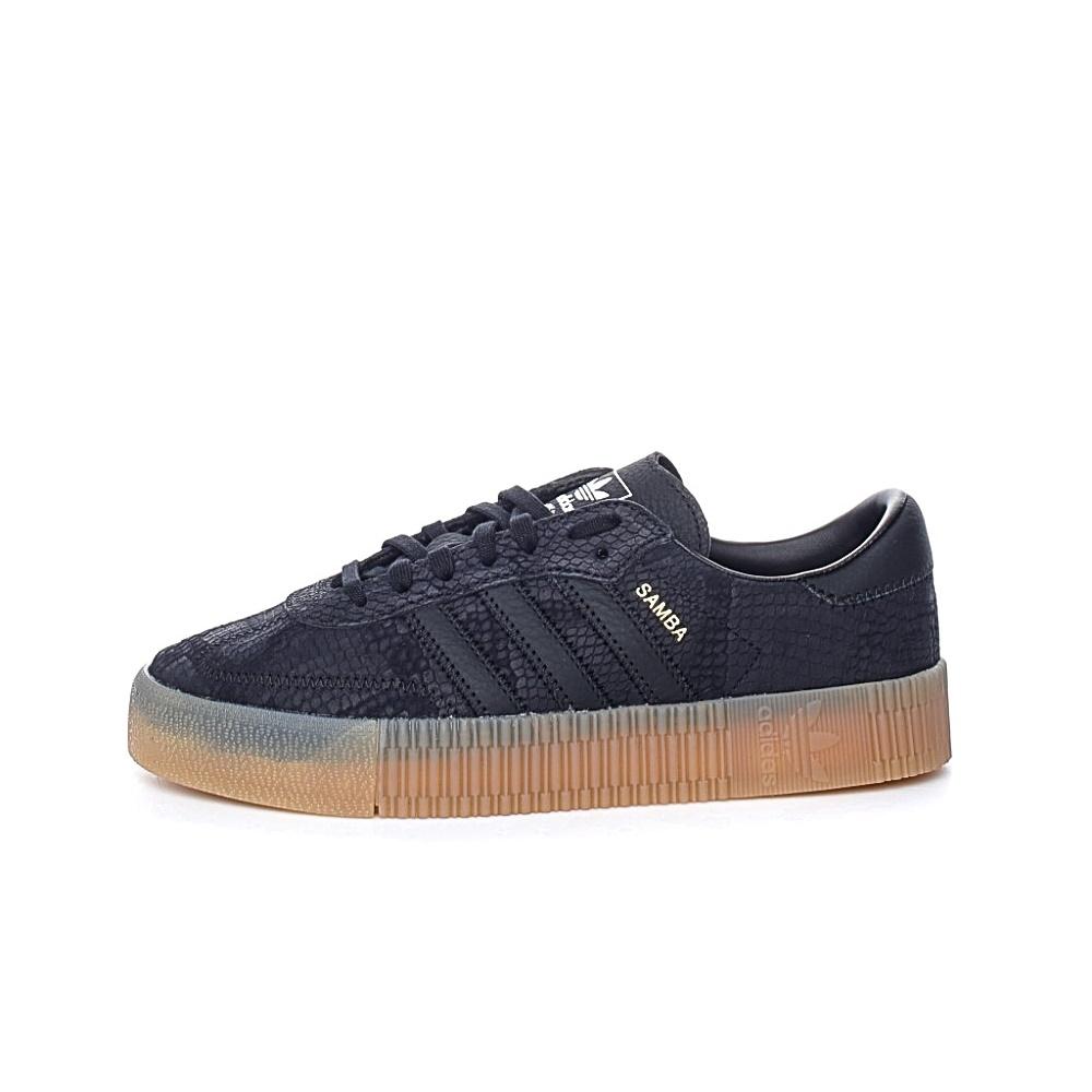 adidas Originals – Γυναικεία sneakers adidas Originals Samba Bold μαύρα